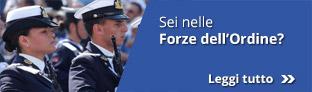 convenzioni forze dell'ordine